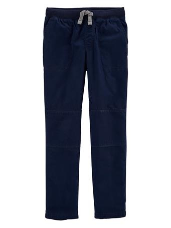 CARTER'S - Reinforced Knee Pull-On Pant NAVY