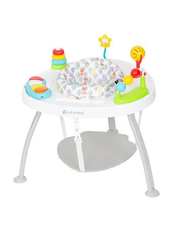 BABY TREND - 3-in-1 Bounce N Play Activity Center (Woodland Walk) NO COLOR