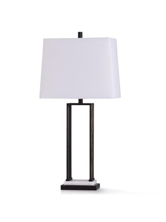 STYLECRAFT - Dartford Bronze Table Lamp BRONZE