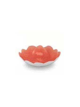 TARHONG - Midsummer Floral Figural Serve Bowl MULTI