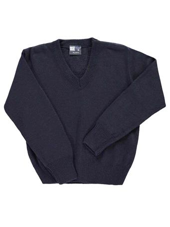 Uniform Pullover Sweater NAVY