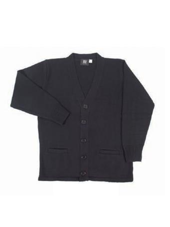 Uniform Cardigan Sweater NAVY