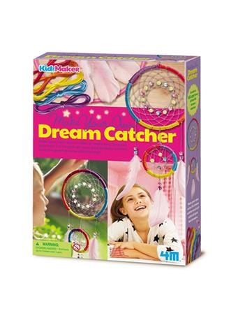 Kidz Maker Dream Catcher Kit NO COLOR