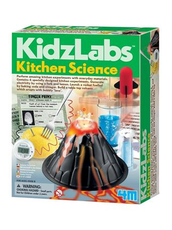 Kidz Labz Kitchen Science Kit NO COLOR