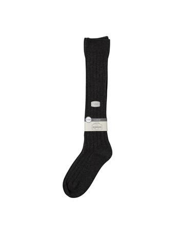 Cotton Ribbed Long School Socks OXFORD