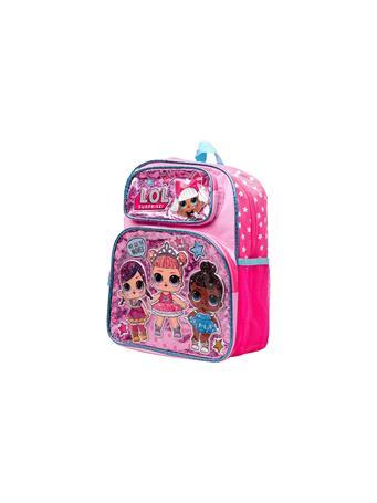 Lol Toddler Back Pack NOVELTY