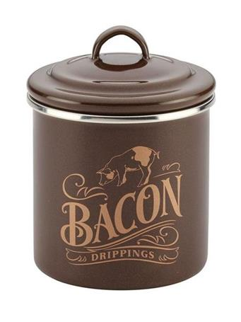 AYESHA CURRY COLLECTION - Bacon Grease Can BROWN