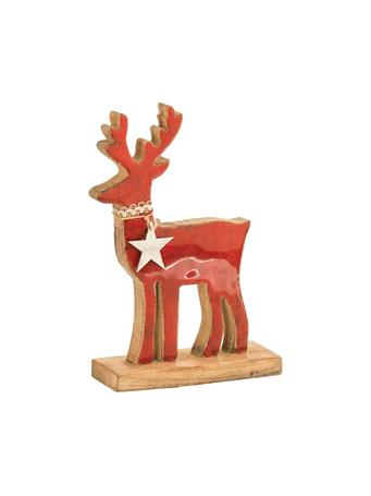 ELK - Brittmore Reindeer-Small RED