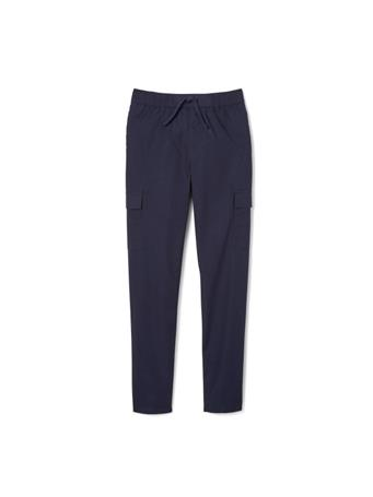 FRENCH TOAST - Slim Fit Pull-On Cargo NAVY