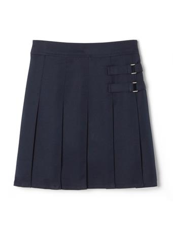 FRENCH TOAST - Adjustable Waist 2-Tab Scooter NAVY E