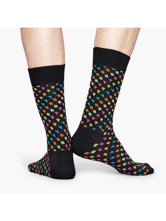 HAPPY SOCKS - Happy Sock BLK COMBO