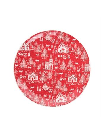 TRANSPAC - Toile Plate NOVELTY