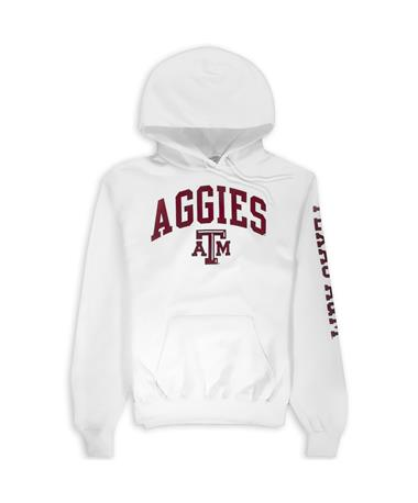 Texas A&M Champion Core Powerblend Hoodie