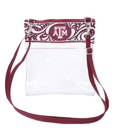Texas A&M Clear Gameday Crossbody Bag