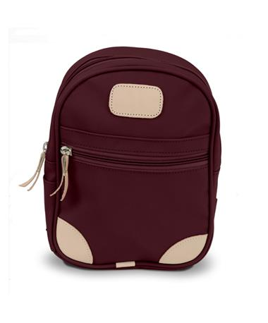 Maroon Jon Hart Mini Backpack