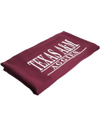 Texas A&M Pro Weave Sweatshirt Blanket