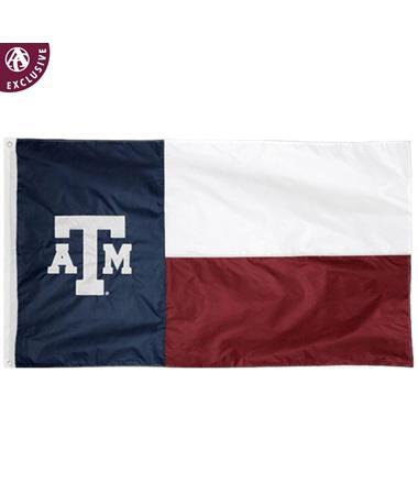 Texas A&M Aggie State Flag