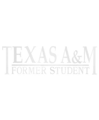 Texas A&M Former Student Decal