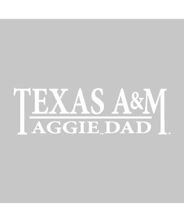 Texas A&M Aggie Dad Decal