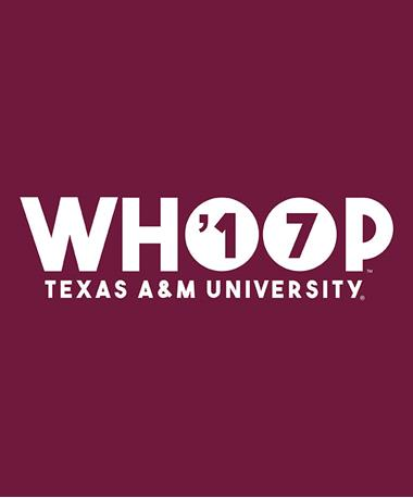 Texas A&M Aggie Whoop '17 Decal