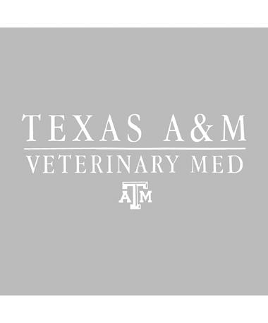 Texas A&M Aggie Veterinary Med Decal