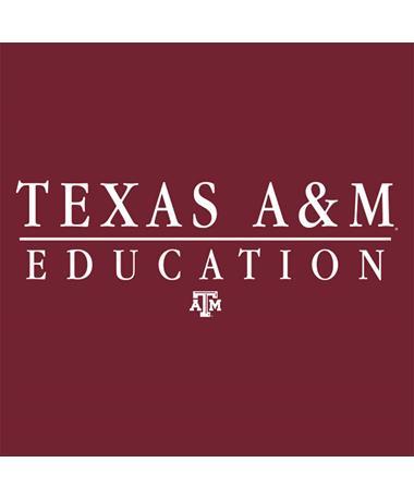 Texas A&M Aggie Education Decal