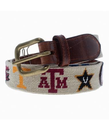 Texas A&M SEC Smathers & Branson Belt