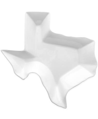 Texas Shaped Platter