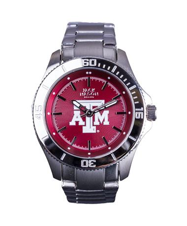 Texas A&M Jack Mason Ladies Sport Bracelet Watch