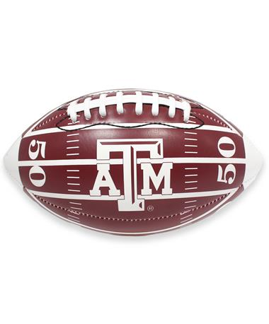 Texas A&M Mini Glossy Football