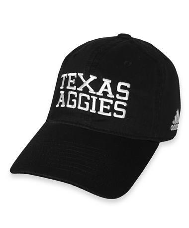 Texas A&M Aggies Adidas Adjustable Slouch Cap