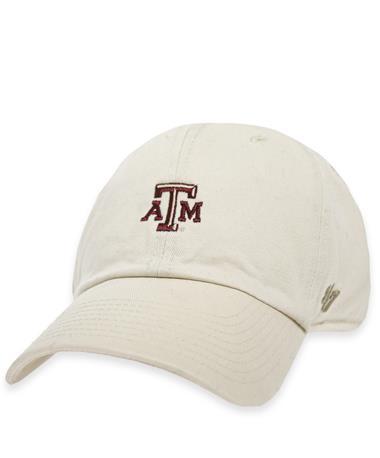 Texas A&M '47 Brand Beveled Base Runner Cap
