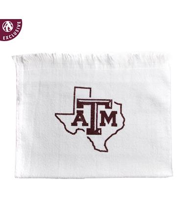 Texas A&M Aggie Lone Star 12th Man Towel