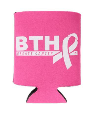 BTHO Breast Cancer Koozie