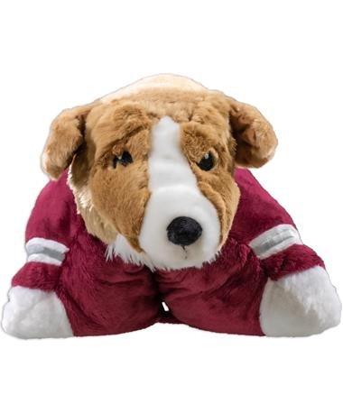 Texas A&M Aggie Reveille Pillow Pet