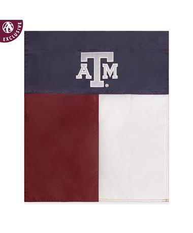 Texas A&M Aggie Texas Garden Flag