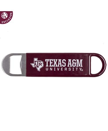 Texas A&M College Station Lone Star Bottle Opener