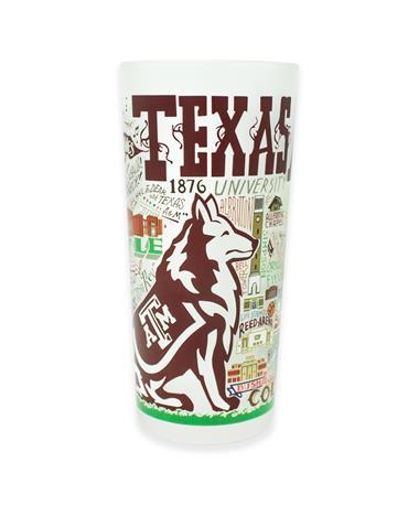 Texas A&M CatStudio Glass