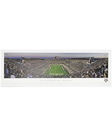 Texas A&M Kyle Field Unframed Panorama