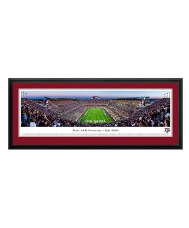 Texas A&M Kyle Field Panoramic Deluxe