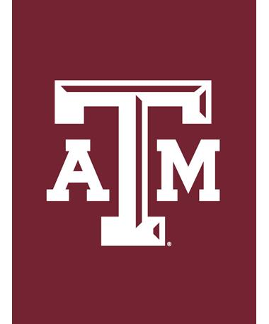 Texas A&M Large Decal