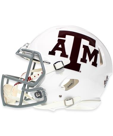 Texas A&M Riddell Speed Authentic Football Helmet