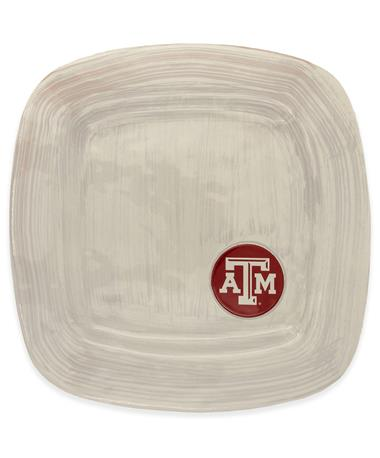 Texas A&M Square Platter