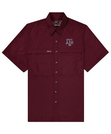 Texas A&M GameGuard Men's MicroFiber Shirt