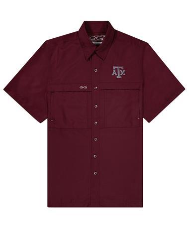 Texas A&M GameGuard Men's MicroFiber Shirt