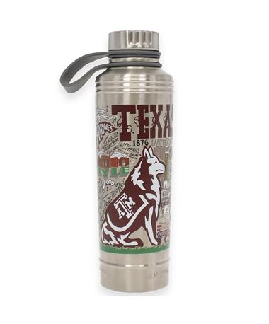 Texas A&M CatStudio Thermal Water Bottle