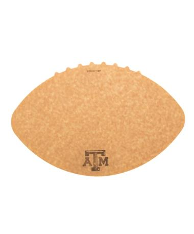 Texas A&M Novelty Board Football Natural