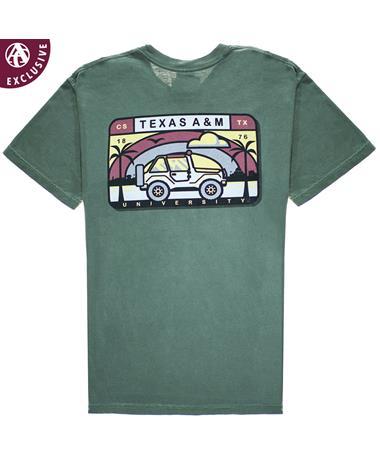 Texas A&M Cruisin' Aggieland T-Shirt