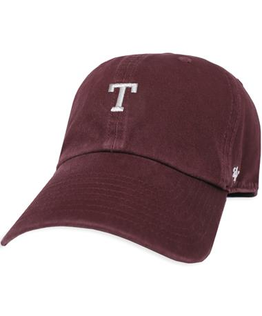 Texas A&M '47 Brand Block T Centerfield Cap