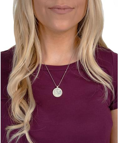 Adera Coin Chain Necklace